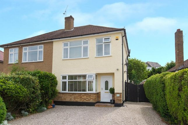 Thumbnail Semi-detached house for sale in The Grove, Brentwood, Essex