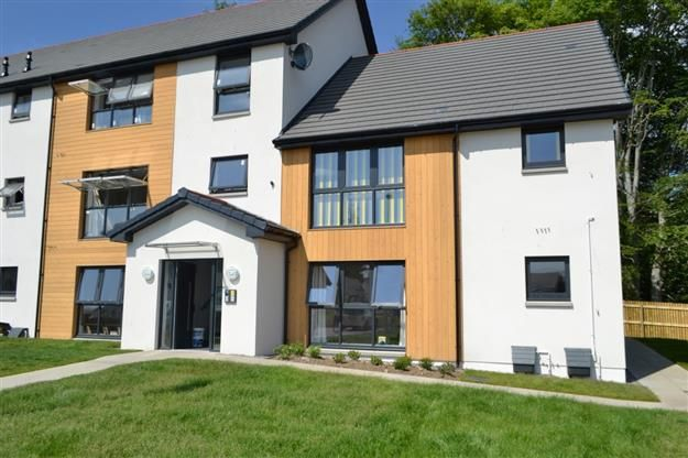 Thumbnail Flat to rent in 16 Riddock Gardens, Forres