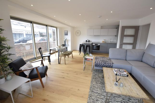 Thumbnail Flat for sale in Alberton Court, Alberton Road, Bristol