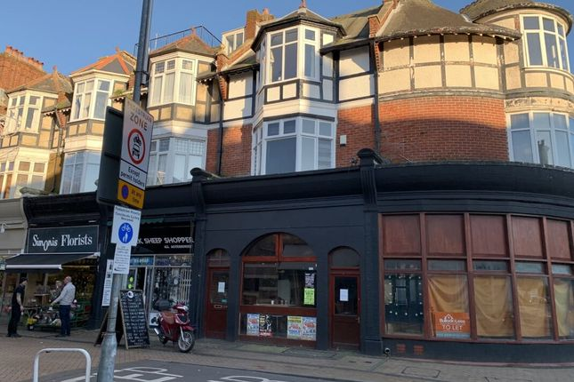 Thumbnail Restaurant/cafe to let in 14 Sea Road, Boscombe, Bournemouth