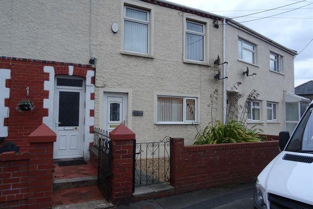 Thumbnail Flat to rent in School Terrace, North Cornelly, Bridgend