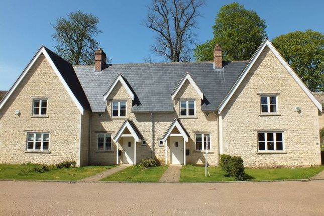 Thumbnail Terraced house to rent in Lincoln Grove, Bladon, Woodstock