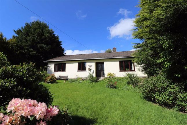 Thumbnail Bungalow for sale in Goginan, Aberystwyth, Ceredigion