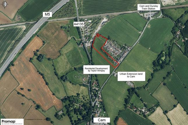 Thumbnail Land for sale in Residential Development Site At Box Road, Cam, Dursley