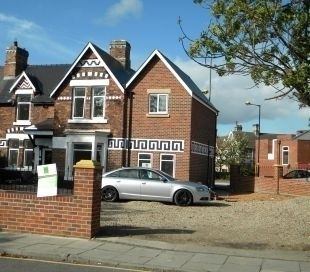 Flat to rent in Oakfield Road, Middlesbrough