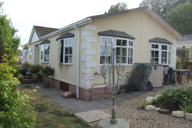 Thumbnail Mobile/park home for sale in Heronstone Park (Ref 5964), Bridgend, Mid Glamorgan, Wales