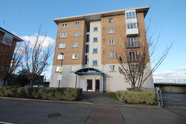 Thumbnail Flat to rent in Macarthur Close, Erith