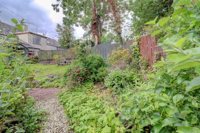 Rear Garden of Sunnyside, New Galloway, Castle Douglas DG7