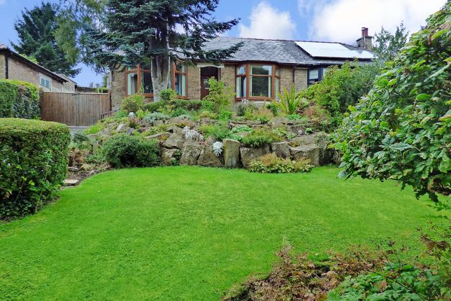 Thumbnail Bungalow for sale in Crescent Drive, Furness Vale, High Peak