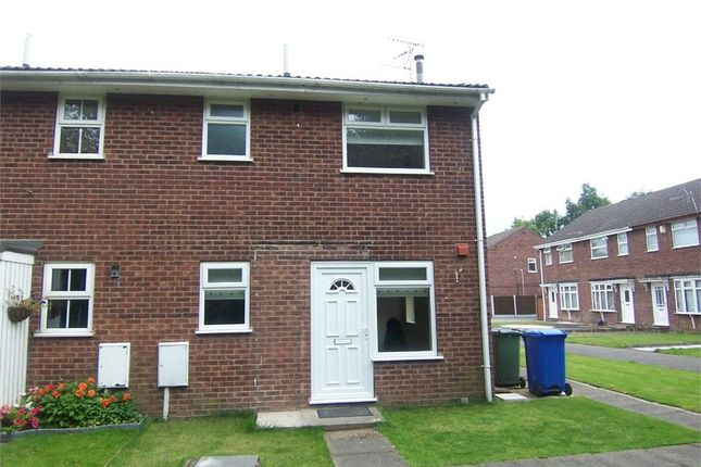 Thumbnail Semi-detached house to rent in Rowan Close, Forest Town, Mansfield