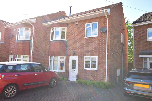 Thumbnail Semi-detached house for sale in Gordon Drive, Meanwood, Leeds