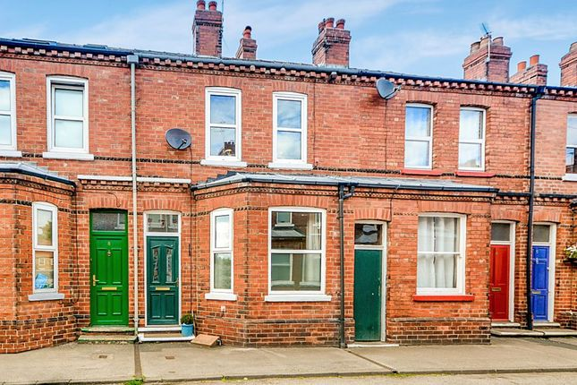 Thumbnail Terraced house for sale in Prospect Terrace, Fulford, York