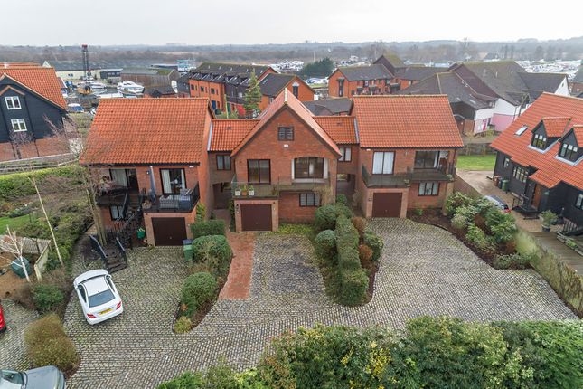 Thumbnail Link-detached house for sale in Ferry Cott Lane, Horning