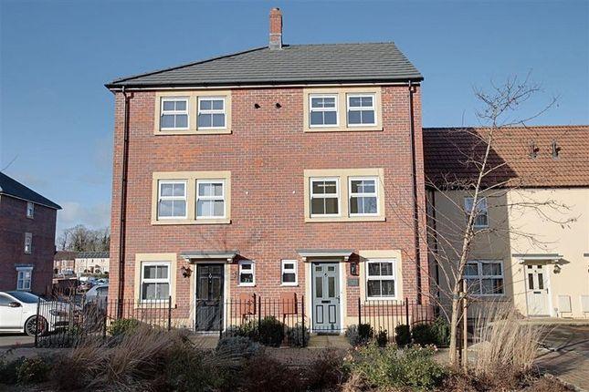 Thumbnail Semi-detached house to rent in St. James Gardens, Trowbridge