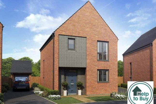 Thumbnail Terraced house for sale in The Forte, Meaux Rise, Kingswood, Hull