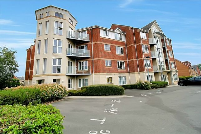 Thumbnail Flat for sale in Magellan Way, Derby