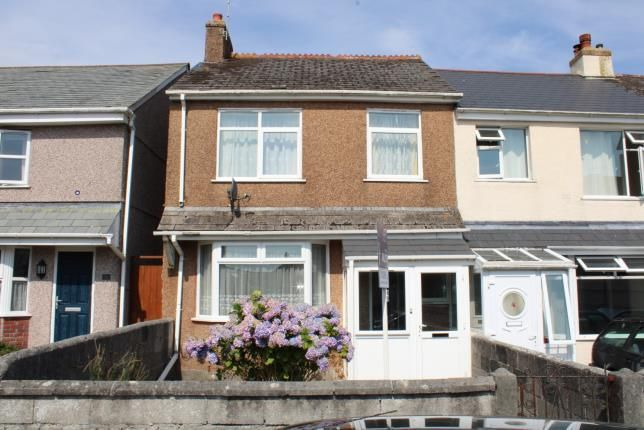 3 bed end terrace house for sale in Torpoint, Cornwall, England PL11