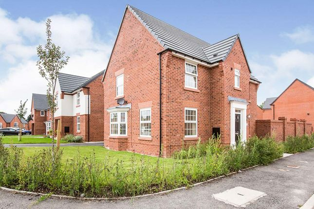 Thumbnail Detached house for sale in Redwood Way, Somerford, Congleton, Cheshire