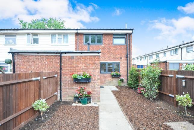 Thumbnail End terrace house for sale in Burham Close, Penge, London, .