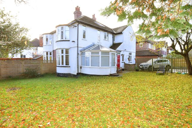 Thumbnail Semi-detached house to rent in Roslyn Road, Harrogate