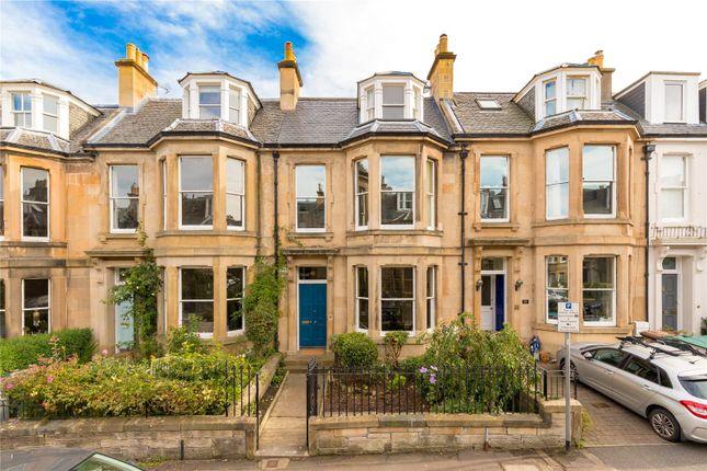 Thumbnail Terraced house for sale in Hartington Place, Bruntsfield, Edinburgh