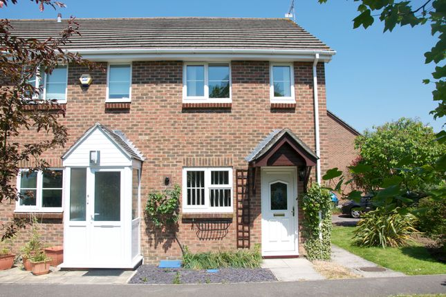 Thumbnail Semi-detached house to rent in Furdies, Denmead, Waterlooville