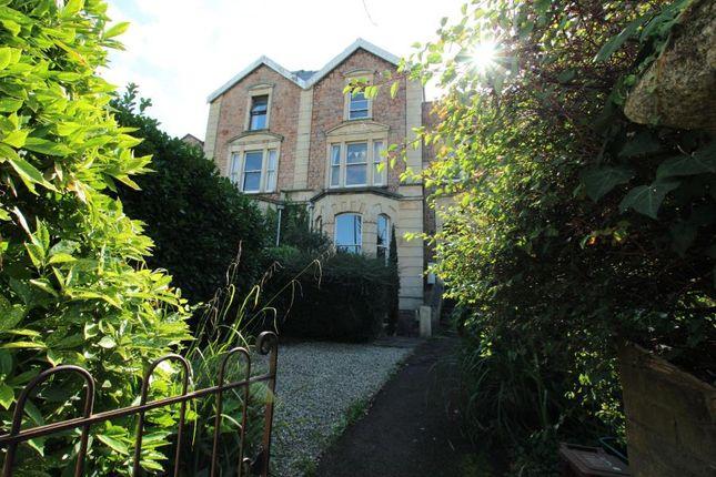 Thumbnail Flat to rent in Alma Road, Clifton, Bristol