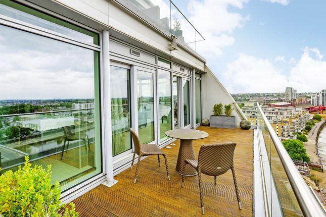 Balcony of Ascensis Tower, Juniper Drive, Battersea Reach, Battersea Reach, London Sw118 SW18