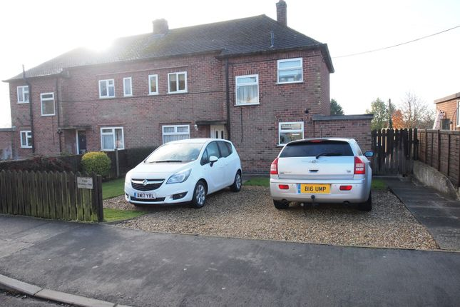 Semi-detached house for sale in Hillcrest Avenue, Kibworth Beauchamp, Leicester
