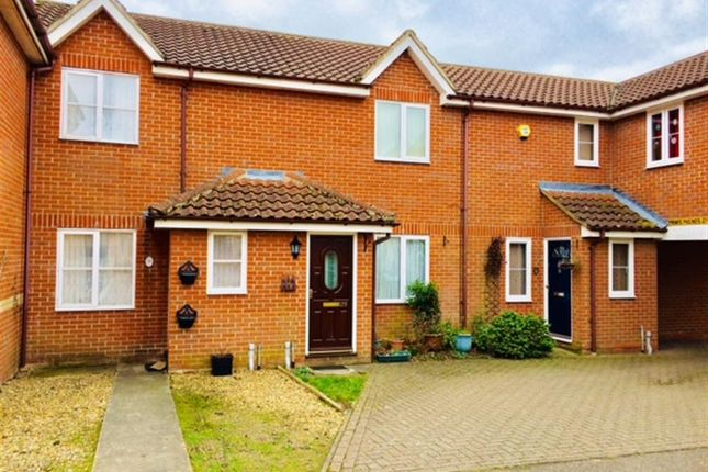Thumbnail Terraced house for sale in Redfern Close, Scarning, Dereham