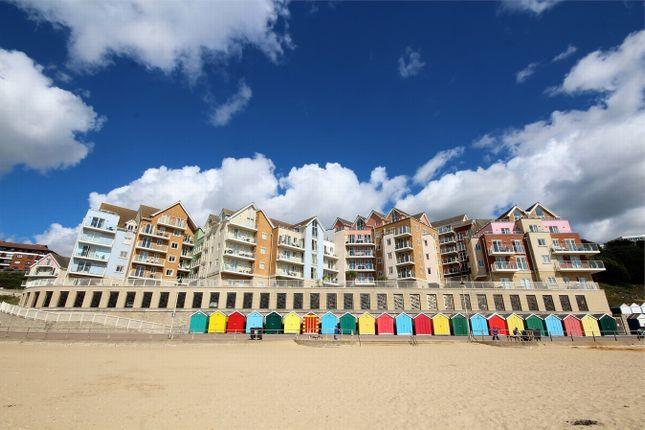 Thumbnail Flat for sale in Honeycombe Beach, Boscombe Spa, Bournemouth, Dorset, United Kingdom