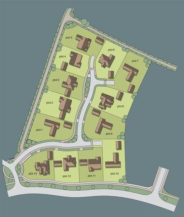 Thumbnail Land for sale in The Lyndhurst, Wynyard, Billingham