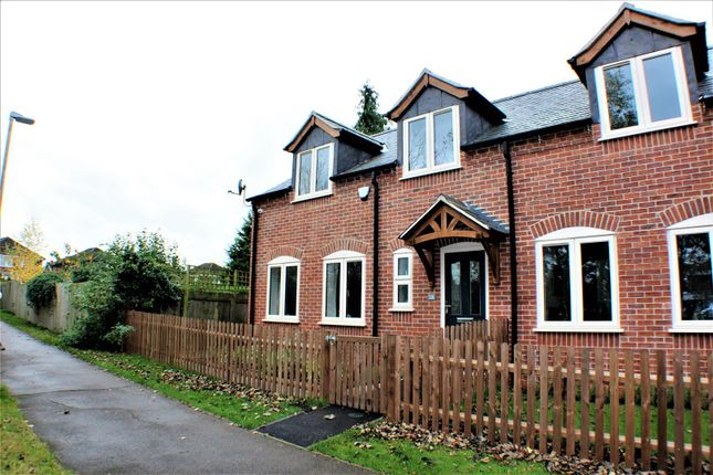 Thumbnail End terrace house for sale in Braunston Road, Oakham