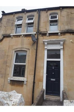 Thumbnail Terraced house to rent in South Avenue, Bath, Somerset