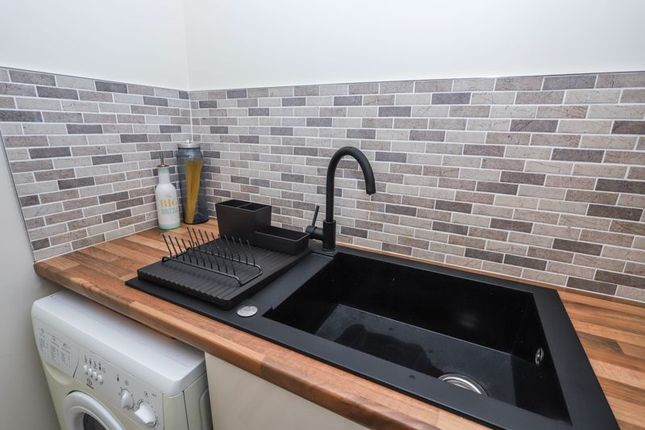 Sink Area of Eversley Street, Glasgow G32