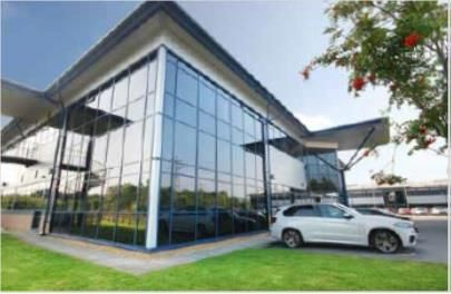Office to let in Crucible Park, Central Business Park, Swansea Vale, Swansea