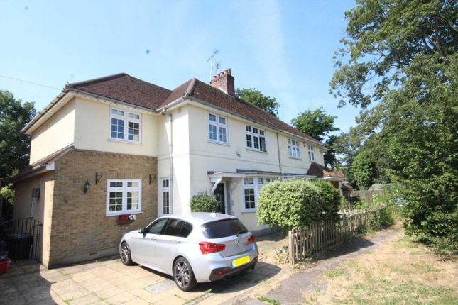 Thumbnail Semi-detached house for sale in Warleywoods Crescent, Warley, Brentwood