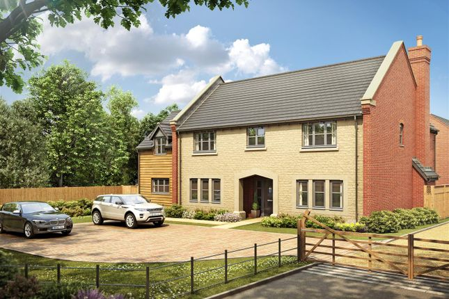 Thumbnail Detached house for sale in Main Street, Tysoe, Warwick