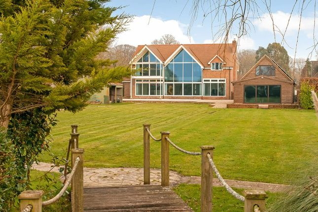 Thumbnail Detached house for sale in Bourne Road, Woodlands, Southampton