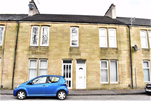 Thumbnail Flat for sale in 16, Dryburgh Avenue, Denny, Stirlingshire