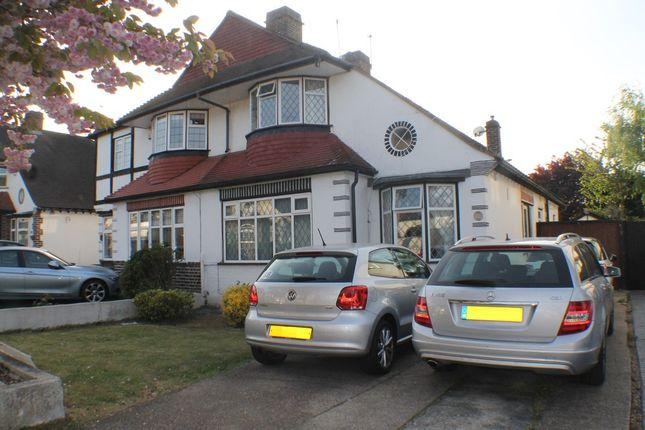 Thumbnail Semi-detached house to rent in Frensham Road, London