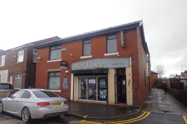Thumbnail Property to rent in Milnrow Road, Rochdale
