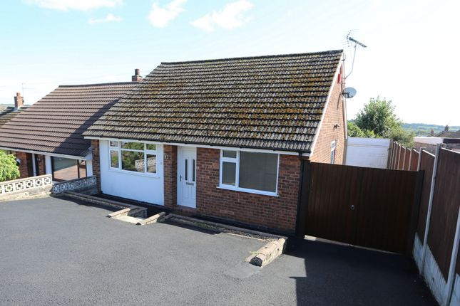 Thumbnail Bungalow for sale in Axon Crescent, Weston Coyney