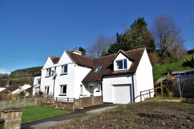 Thumbnail Semi-detached house for sale in Axmouth, Seaton