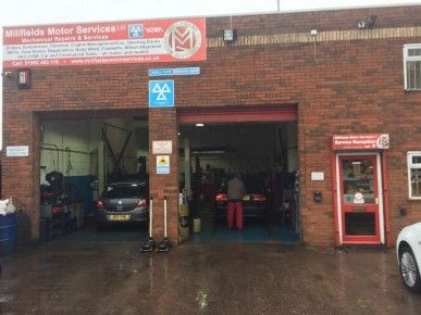Thumbnail Commercial property for sale in Millfields Road, Bilston