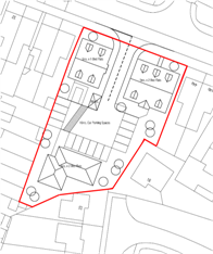 Thumbnail Land for sale in 40 Brighton Road, Horsham