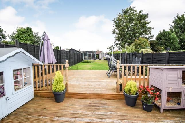 Rear Garden of Northfield Avenue, Birstall, Leicester, Leicestershire LE4