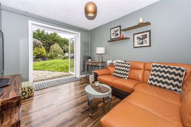 Thumbnail Detached bungalow for sale in Cambridge Gardens, Langland, Swansea