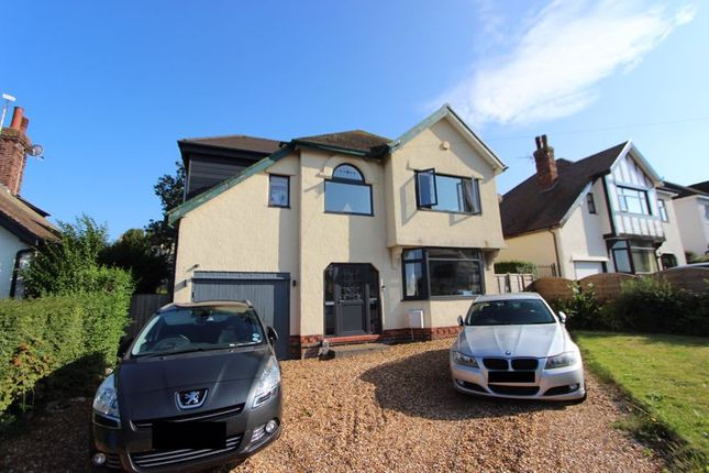 Thumbnail Detached house for sale in Church Road, Rhos On Sea, Colwyn Bay