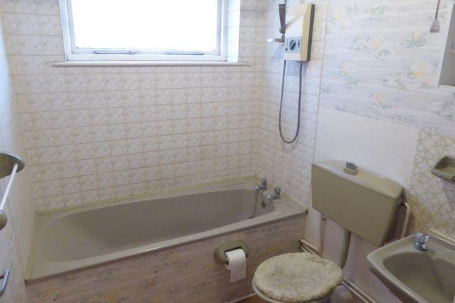 Bathroom of St. Peters Road, Dunstable LU5